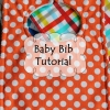 Fat Quarter Friday {Baby Bib Tutorial}