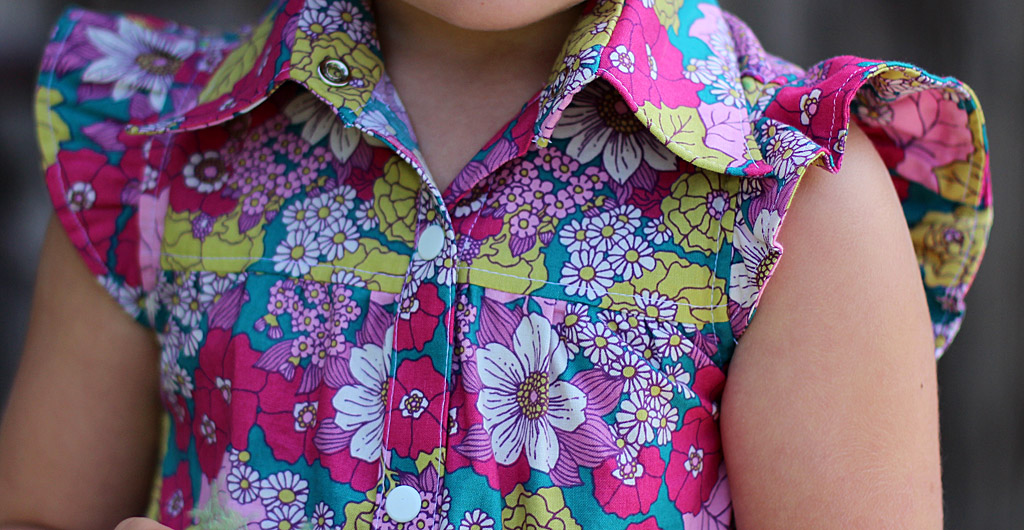 Sis Boom, Ethan Shirt {sewn by: 2 little hooligans}